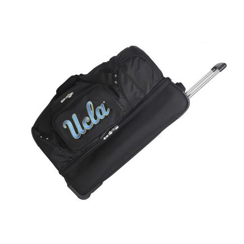 "UCLA Bruins 27"" Drop Bottom Wheeled Duffle Bag"