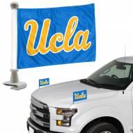 UCLA Bruins Ambassador Hood & Trunk Car Flag