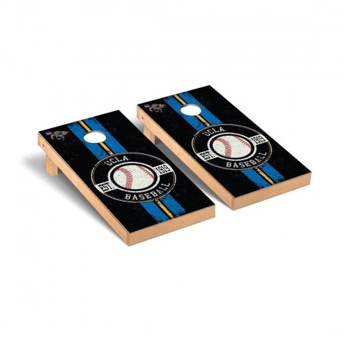 UCLA Bruins Baseball Vintage Cornhole Game Set