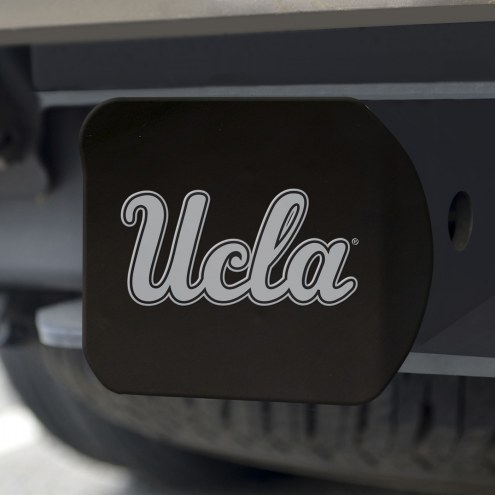 UCLA Bruins Black Matte Hitch Cover