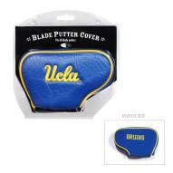 UCLA Bruins Blade Putter Headcover