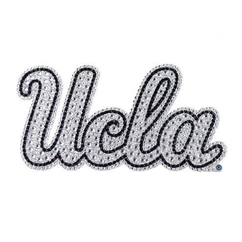 UCLA Bruins Bling Car Emblem