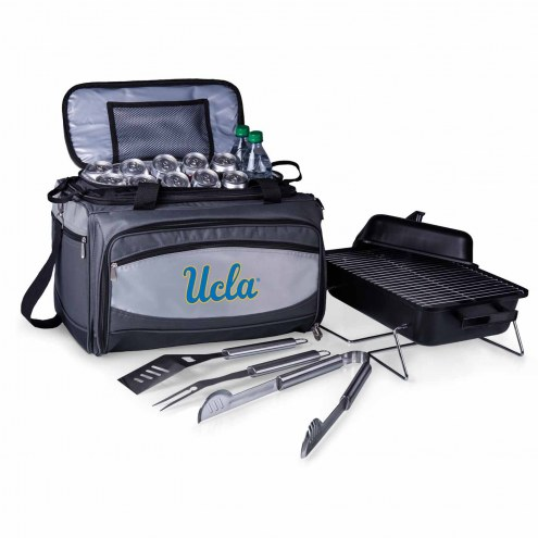 UCLA Bruins Buccaneer Grill, Cooler and BBQ Set