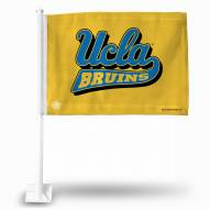 UCLA Bruins Car Flag