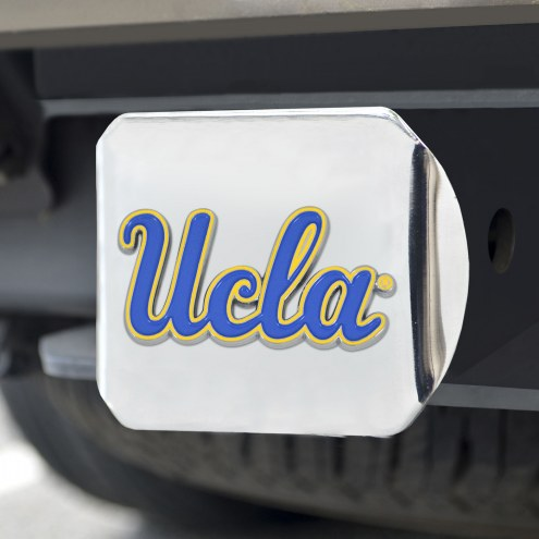 UCLA Bruins Chrome Color Hitch Cover