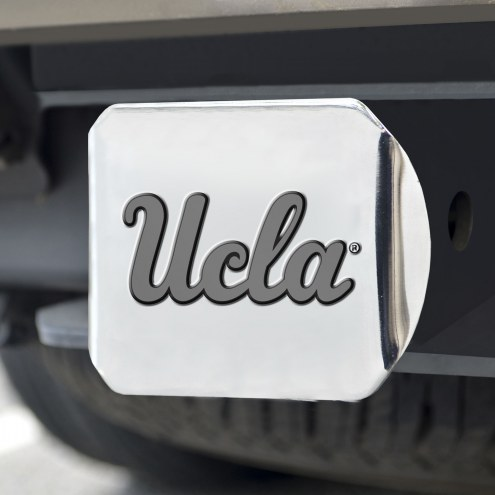 UCLA Bruins Chrome Metal Hitch Cover