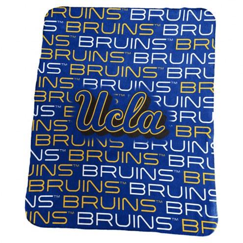 UCLA Bruins Classic Fleece Blanket