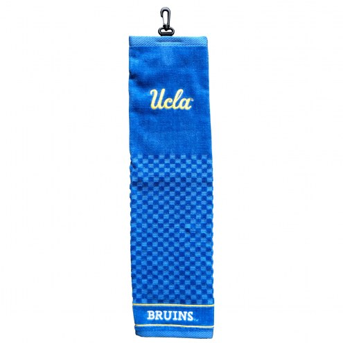 UCLA Bruins Embroidered Golf Towel