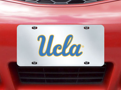 UCLA Bruins Acrylic License Plate