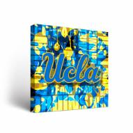 UCLA Bruins Fight Song Canvas Wall Art