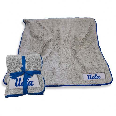 UCLA Bruins Frosty Fleece Blanket