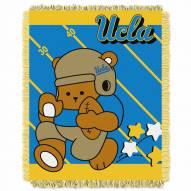 UCLA Bruins Fullback Baby Blanket