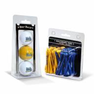 UCLA Bruins Golf Ball & Tee Pack