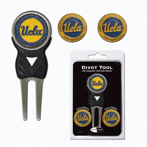 UCLA Bruins Golf Divot Tool Pack