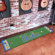 UCLA Bruins Golf Putting Green Mat