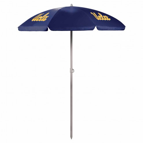 UCLA Bruins Navy Beach Umbrella