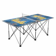 UCLA Bruins Pop Up 6' Ping Pong Table
