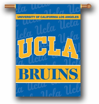 "UCLA Bruins Premium 28"" x 40"" Two-Sided Banner"