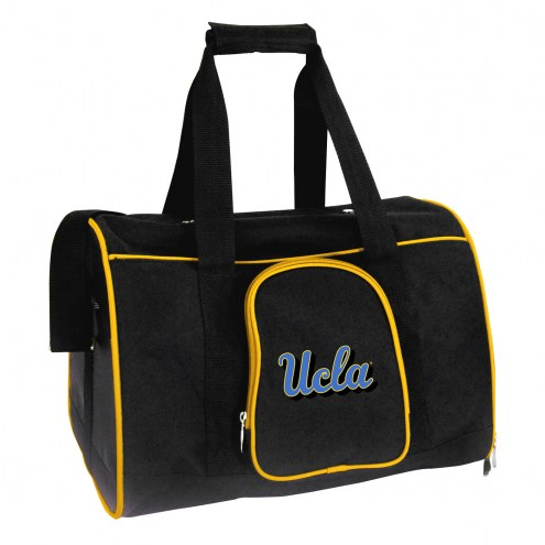 UCLA Bruins Premium Pet Carrier Bag