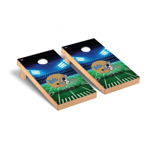 UCLA Bruins Stadium Cornhole Game Set