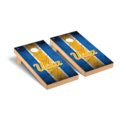 UCLA Bruins Vintage Cornhole Game Set