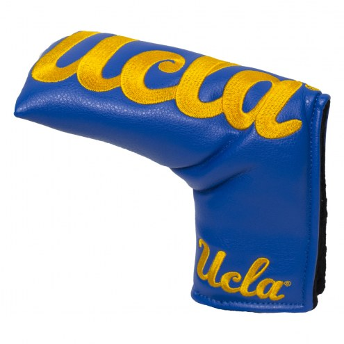 UCLA Bruins Vintage Golf Blade Putter Cover