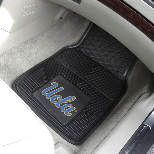 UCLA Bruins Vinyl 2-Piece Car Floor Mats