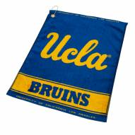UCLA Bruins Woven Golf Towel