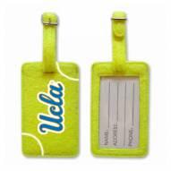 UCLA Bruins Tennis Luggage Tag