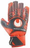 Uhlsport Aerored Soft SF Junior Soccer Goalie Gloves