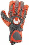 Uhlsport Aerored Supergrip Soccer Goalie Gloves