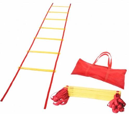 Ultimately Fit 30 ft Orange Agility Ladder