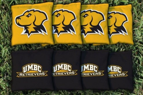 UMBC Retrievers Cornhole Bag Set