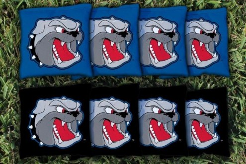 UNC Asheville Bulldogs Cornhole Bag Set