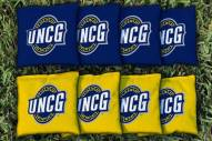 UNC Greensboro Spartans Cornhole Bag Set