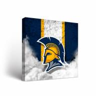 UNC Greensboro Spartans Vintage Canvas Wall Art