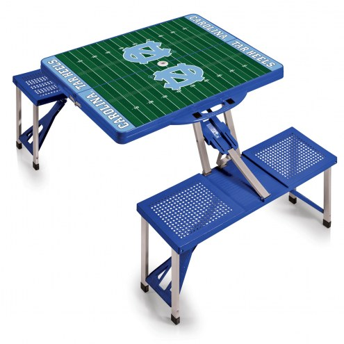 North Carolina Tar Heels Sports Folding Picnic Table