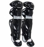 Under Armour Adult Pro Baseball Catcher's Shin Guards