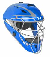 Under Armour Converge Adult Two-Toned Pro Catcher's Helmet