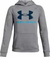 Under Armour Boys' Rival UA Logo Hoodie