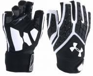 Under Armour Adult Combat V Half Fingered Lineman Gloves