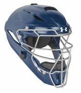 Under Armour Converge Adult Solid Pro Catcher's Helmet