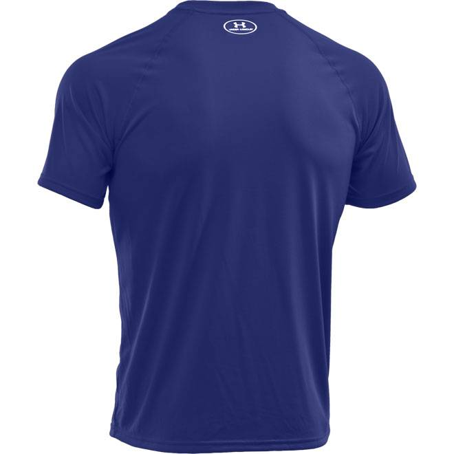 Under Armour Custom Mens Heatgear New Tech Shortsleeve Tee Shirt
