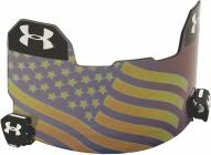 Under Armour Football Visor - USA Smoke