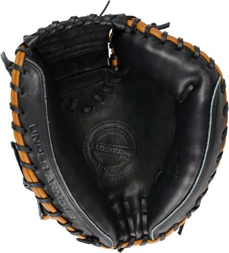 "Under Armour Genuine Pro 2.0 34"" Baseball Catcher's Mitt - Right Hand Throw"