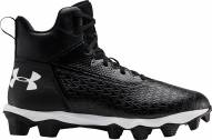 Under Armour Hammer Mid Youth Football Cleats
