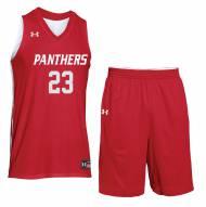 Under Armour Men's Drop Step Custom Reversible Basketball Uniform