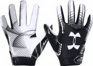 Under Armour F6 Pee Wee Football Receiver Gloves