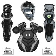 Under Armour Pro Series 4 NOCSAE Certified Adult Catcher's Set - Ages 16+
