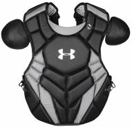 """Under Armour Pro4 NOCSAE Certified Adult 16.5"""""""" Baseball Catcher's Chest Protector"""